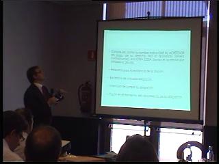 Jornada de Ejecuciones Hipotecarias (II)