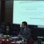 Jornadas sobre la Reforma del Código Penal (3).